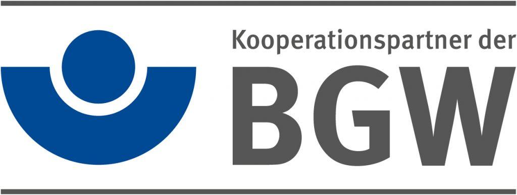 BGW ist unser Kooperationspartner in der Nähe